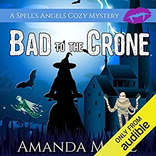 Bad to the Crone audiobook cover art