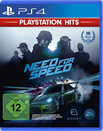 Need for Speed - PlayStation Hits - [PlayStation 4]