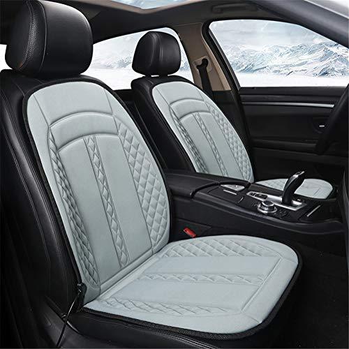 JWJDarin Stoelverwarming, verwarmbaar, voor auto, kantoor, bank, ergonomisch, 12 V