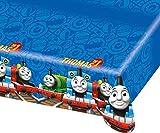 Tovaglia plastica 120 x 180 cm Trenino Thomas