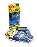 Crayola Colored Pencil Locker, 15 Dual-Tip Pencils, 30 Colors, Multicolor, (Model: 04-6841)