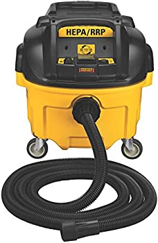 Dewalt 8-Gallon Dust Extractor, Automatic Filter Cleaning