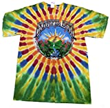 Grateful Dead Adult Tie Dye Camiseta (grande)