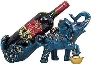 Casier À Vin Décoration, Résine Casier À Vin Présentoir Statue Casier À Vin Bureau Maison Salon Bureau Armoire À Vin Décor...