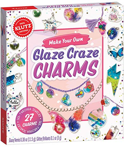 Make Your Own Glaze Craze Charms (Klutz)