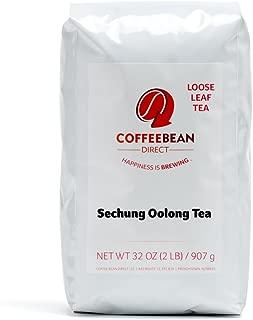 Coffee Bean Direct Sechung Oolong Loose Leaf Tea, 2 Pound Bag