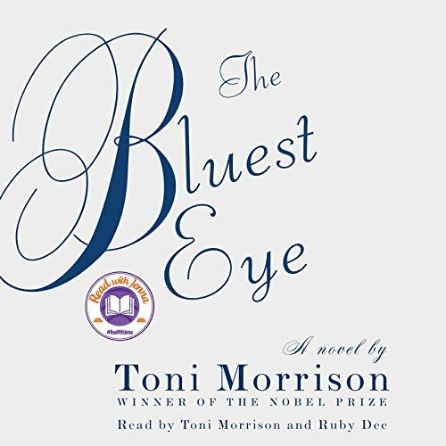 Couverture de The Bluest Eye