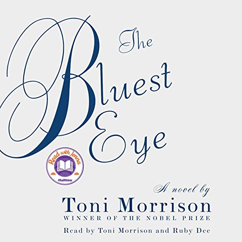 The Bluest Eye Audiobook By Toni Morrison cover art
