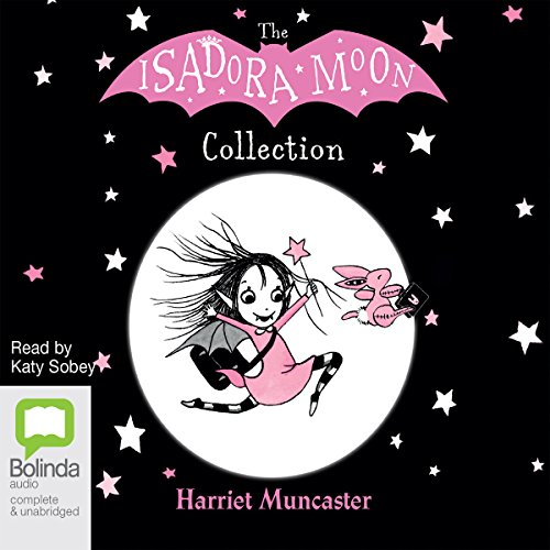 Isadora Moon Collection cover art