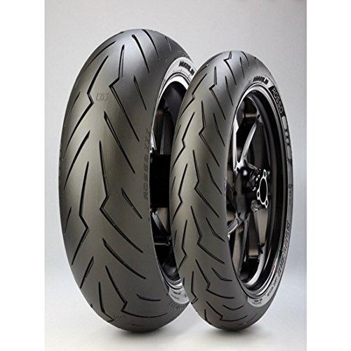 Pirelli Diablo Rosso III Paar 120/60 ZR17 180/55 ZR17