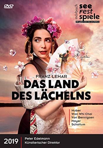 Franz Lehar (1870-1948) - Das Land des Lchelns (1 DVD)