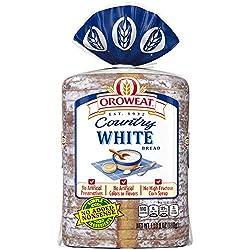 Oroweat Country White Bread, Soft & Tastes Homemade, 24 oz