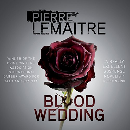 Blood Wedding audiobook cover art