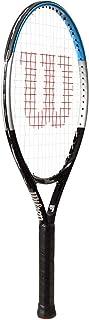 Wilson(ウイルソン) 硬式 テニスラケット [ガット張り上げ済] Jrモデル ULTRA JR RKT 17~25(ジュニア ラケット ウルトラ) ブラック/ブルー