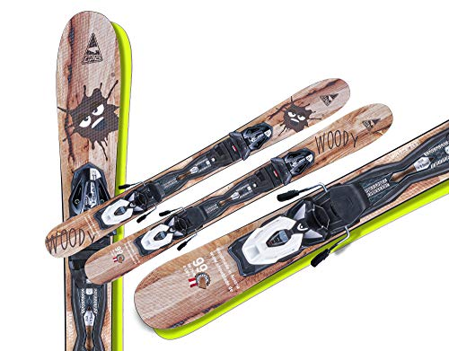 GASPO Snowblades Woody 99cm Bild