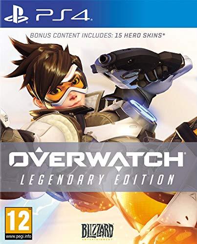 Overwatch Legendary PS4 nv Prix