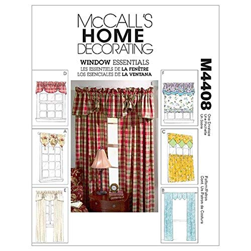 McCall's Patterns M4408 Window Esse…