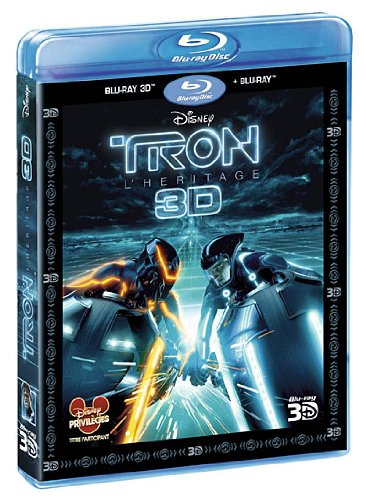 TRON - L'Heritage - Combo Blu-ray 3D