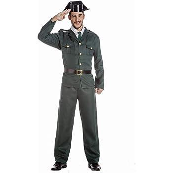 Atosa-54763 Disfraz Militar, Color Verde, M-L (54763): Amazon.es ...