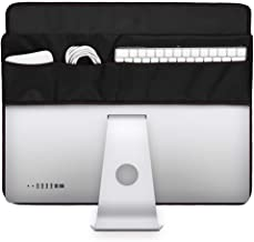 Laprite iMac Cover - Moniter Dust Cover with Rear Pocket Compatible with Apple iMac (Small) 21.5 Inches
