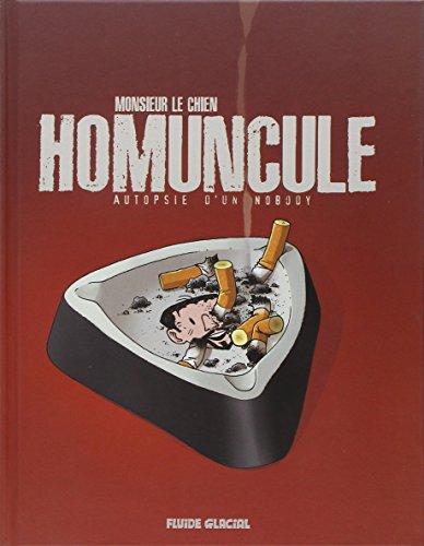 Homuncule - Autopsie d'un nobody