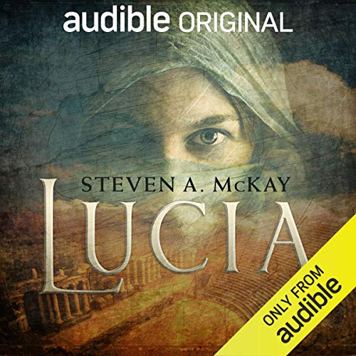 Lucia audiobook cover art