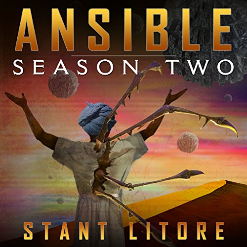 Ansible: Season Two audiobook cover art