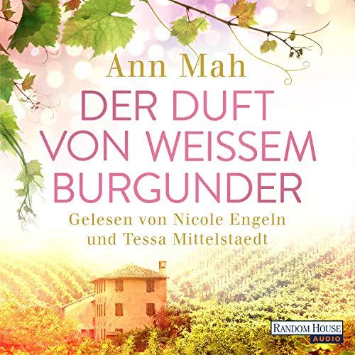 Der Duft von weißem Burgunder audiobook cover art