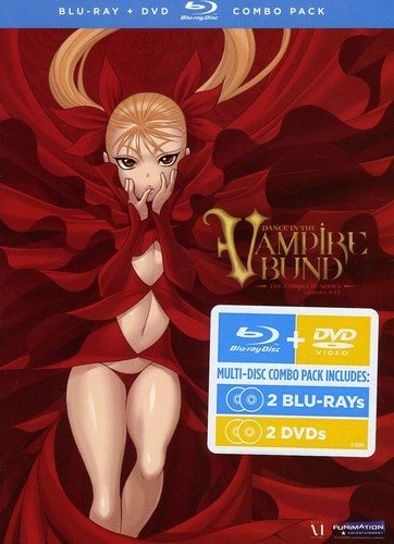 Dance in the Vampire Bund: Complete Series (DVD/Blu-ray Combo) [Importado]