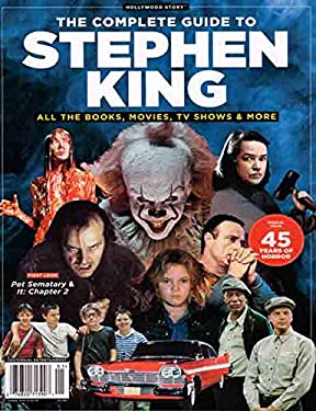 The Complete Guide To Stephen King Issue 01