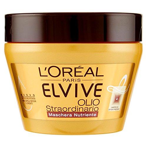Hair Mask Nutritious Oil Extraordinary 300 Ml by Elvive
