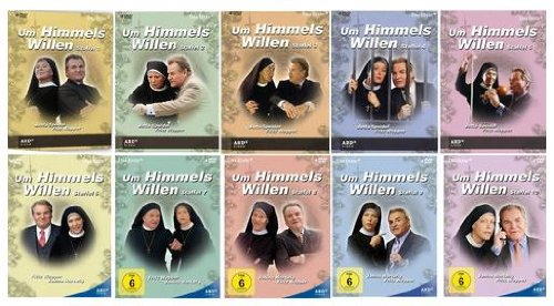 Um Himmels Willen Staffel 1-10 (42 DVDs)