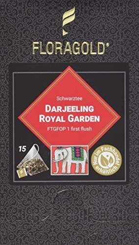 FLORAGOLD Pyramidenbeutel ST Royal Garden, 1er Pack (1 x 37.5 g)
