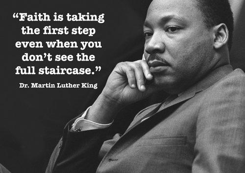 Martin Luther King jr, 9 - schwarz ICON - motivational - berühmtem Spruch Zitate - A3 poster, Druck, Bild