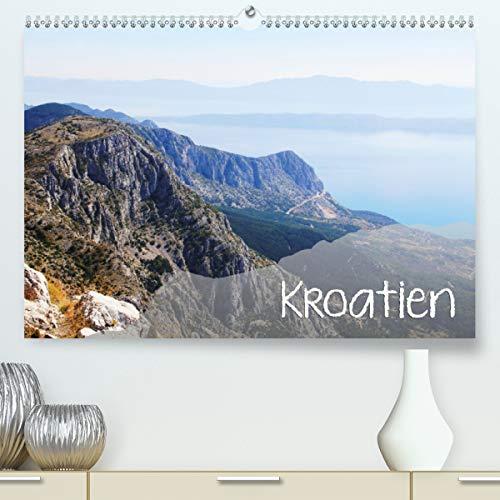Kroatien(Premium, hochwertiger DIN A2 Wandkalender 2020, Kunstdruck in Hochglanz): Natur, Landschaften und Städte (Monatskalender, 14 Seiten ) (CALVENDO Natur)
