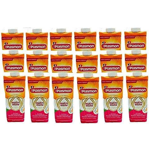 Plasmon Latte Di Proseguimento Nutrimune Stage 4 Liquido 18x500ml