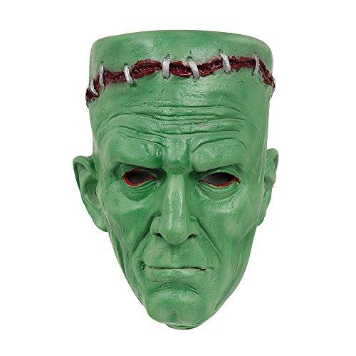 Bristol Novelty BM507 Frankenstein Masker, uniseks, één maat