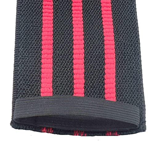 Inzer Advance Designs Iron Wrist Wrap Z Small (12') Red