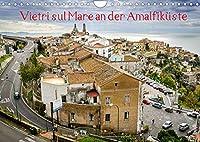 Vietri sul Mare an der Amalfikueste (Wandkalender 2022 DIN A4 quer): Vietri sul Mare, die Stadt der Keramik (Monatskalender, 14 Seiten )