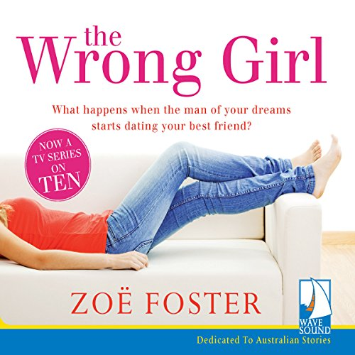 The Wrong Girl cover art