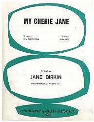 MY CHERIE JANE