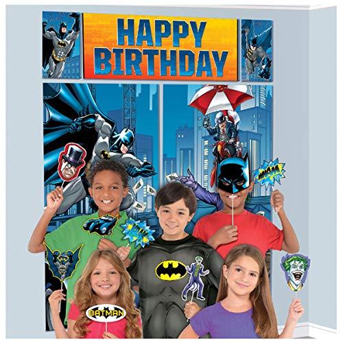 American Greetings Batman Wall Decorations