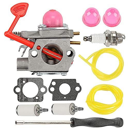 Kit de carburador 545081855 BVM200VS para cortacésped Poulan Pro McCulloch Craftsman soplador, por Moligin