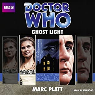 Doctor Who: Ghost Light cover art