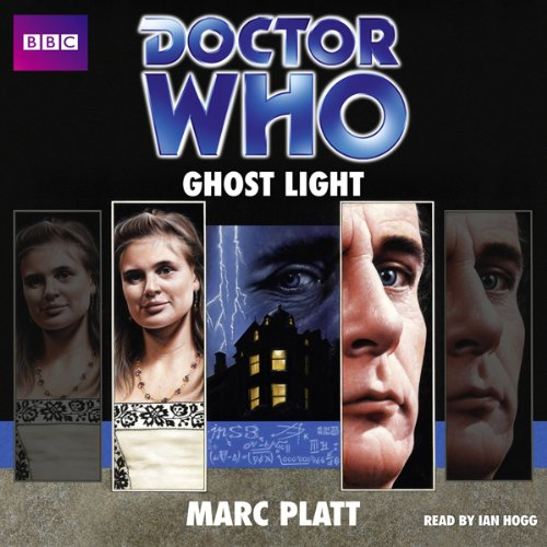 Doctor Who: Ghost Light audiobook cover art
