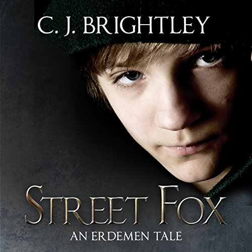 Street Fox audiobook cover art