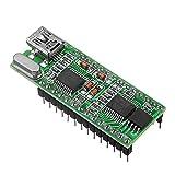 DXX-HR Auto-instalación de combinación WT588D-U-32M módulo de voz DC2.8V-5.5V Mini USB Interfaz de Sonido Módulo