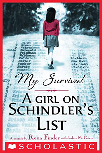 Book's Cover of My Survival: A Girl on Schindler's List (English Edition) Versión Kindle