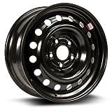 51cHroAZVaL. SL160 - RTX, Steel Rim, New Aftermarket Wheel, 16X6.5, 5X114.3, 66.1, 40, black finish X46566