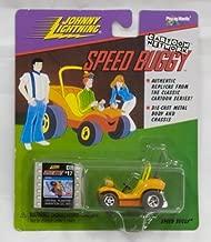 Johnny Lightning - Cartoon Network - Speed Buggy (1998) w/original filmstrip animation cel art